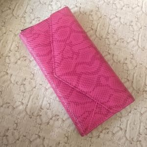 Envelope Style Smaller Textured Wallet